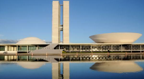 Congresso Nacional entre as coisas para ver e fazer em Brasilia