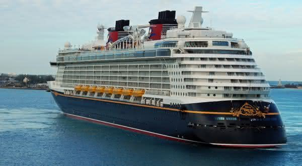 Disney Dream entre os navios de cruzeiros mais caros do mundo