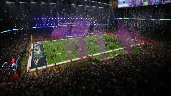 NFL entre os torneios esportivos com maior media de publico do mundo