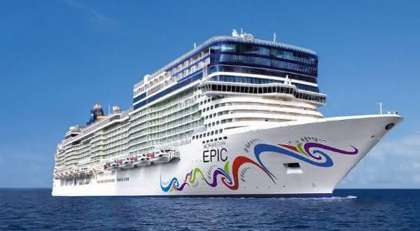 Norwegian Epic entre os navios de cruzeiros mais caros do mundo
