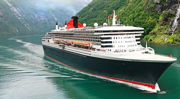 Queen Mary 2 entre os navios de cruzeiros mais caros do mundo