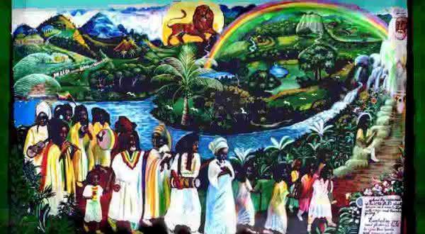 Rastafari Movement entre as crenças da vida após a morte de diferentes religiões