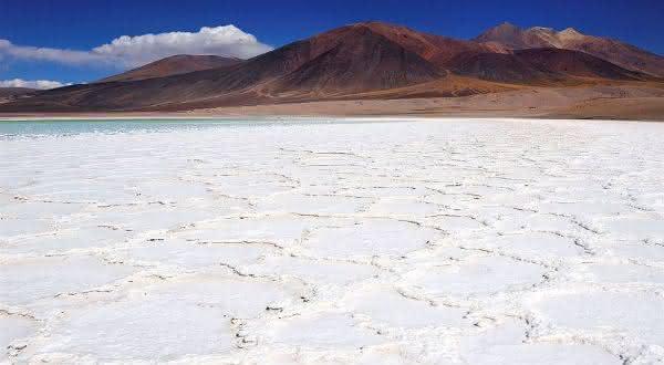 Salar de Atacama entre os desertos de sal mais incriveis do mundo