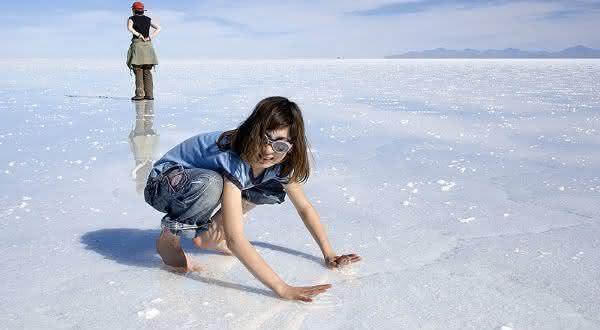 Top 10 desertos de sal mais incríveis do mundo 1