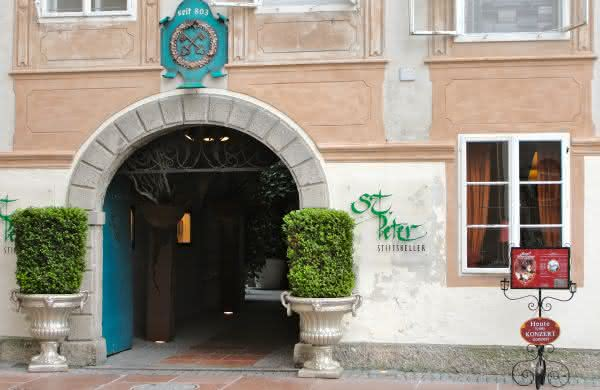 Stiftskeller St Peter entre as empresas mais antigas em atividade no mundo
