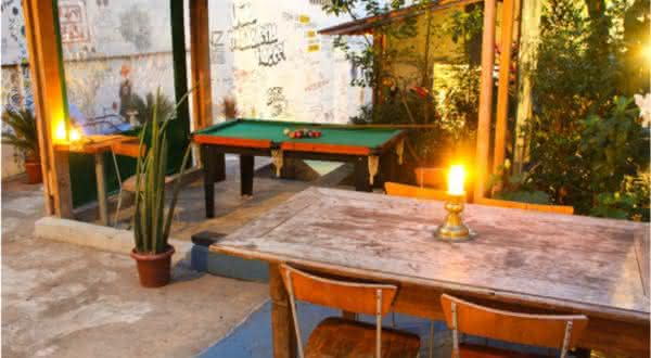 Vila Madalena Hostel entre os melhores hoteis de sao paulo