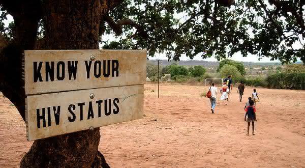Zimbabwe entre os paises mais afetados por HIV AIDS no mundo