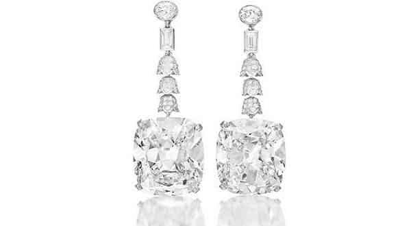 diamante golconda entre os brincos 2 mais caros do mundo