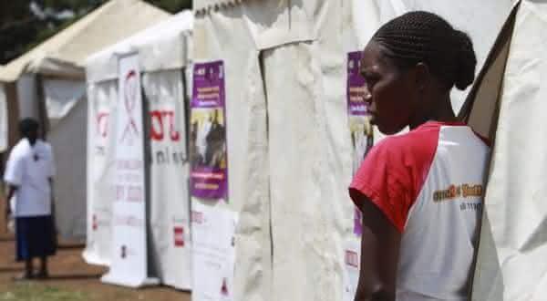 quenia entre os paises mais afetados por HIV AIDS no mundo
