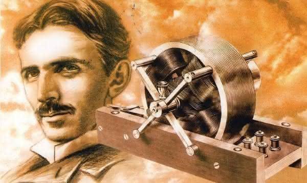 raio da morte entre as historias tragicas sobre a loucura de Nikola Tesla