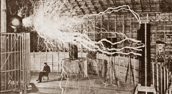 toc entre as historias tragicas sobre a loucura de Nikola Tesla