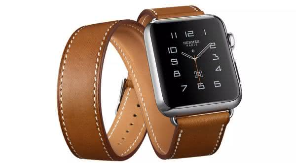 Apple Watch Hermes entre os smartwatches mais caros do mundo