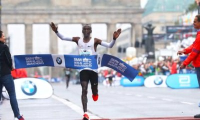 Berlin entre as maratonas com os melhores premios do mundo
