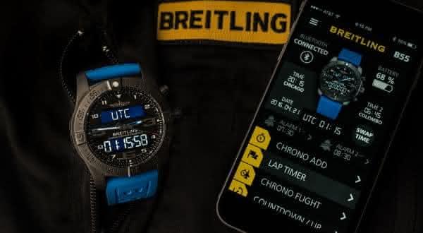 Breitling Exospace entre os smartwatches mais caros do mundo