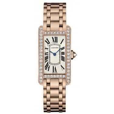 Cartier Tank Americaine Small entre os relogios femininos mais caros do mundo