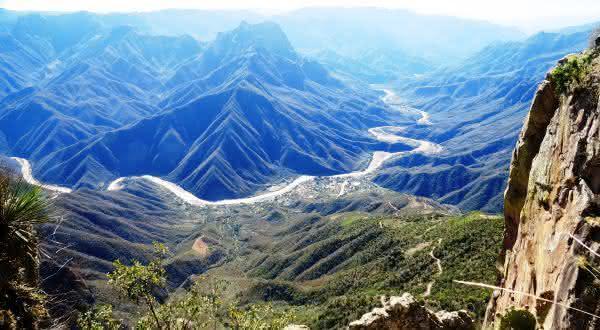Copper Canyon entre os maiores canions do mundo