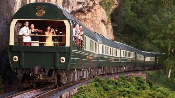 Top 10 trens mais luxuosos do mundo 6