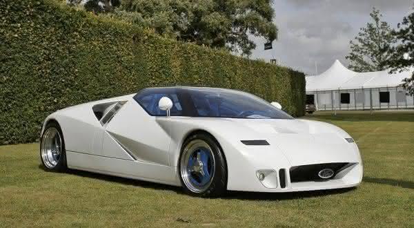 Ford GT90 Concept entre os carros da FORD mais caros do mundo