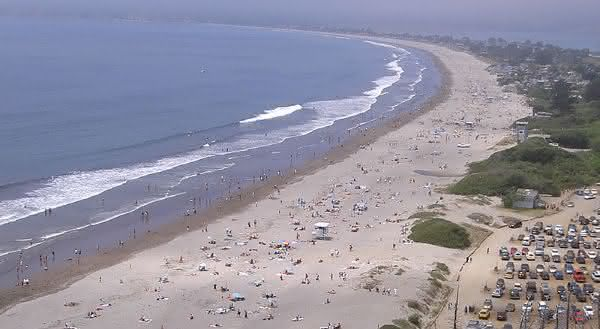 Ibeno Beach entre as praias mais longas do mundo