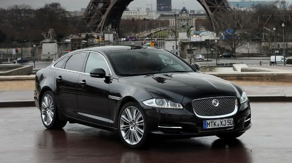Jaguar XJ X351 entre os carros sedan de luxo mais caros do mundo