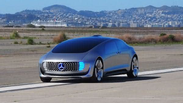Mercedes Benz F015 Luxury in Motion 2015 2 entre os carros da Mercedes Benz mais caros