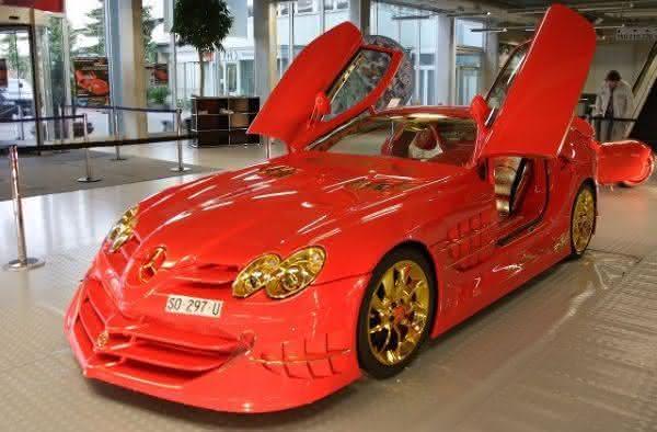 Top 10 carros da Mercedes Benz mais caros 2