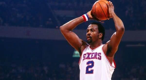Moses Malone entre os maiores pontuadores da NBA de todos os tempos