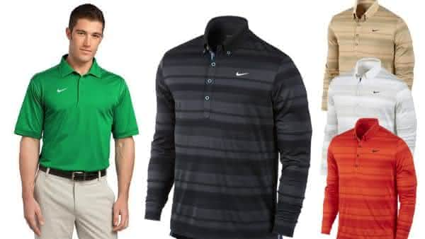 Nike entre as marcas de camisas masculinas mais vendidas do mundo