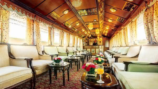 Top 10 trens mais luxuosos do mundo 2
