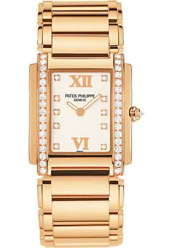 Patek Philippe Twenty – 4 Watch entre os relogios femininos mais caros do mundo