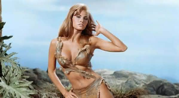 Raquel Welch entre as atrizes mais sexy de todos os tempos