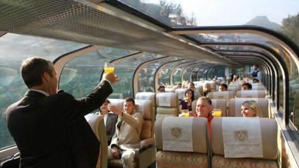 Top 10 trens mais luxuosos do mundo 5