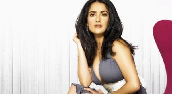 Salma Hayek entre as atrizes mais sexy de todos os tempos
