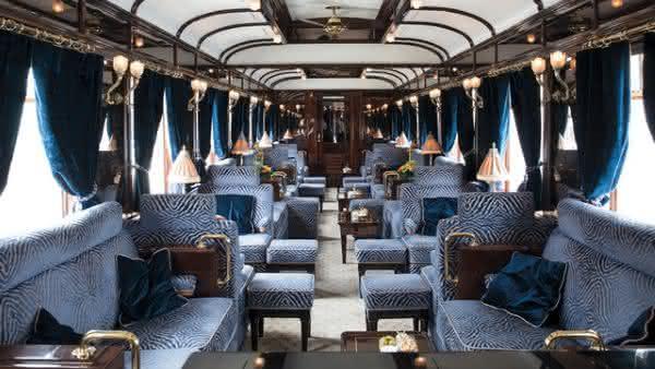 Top 10 trens mais luxuosos do mundo 7