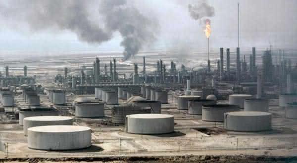 arabia saudita entre os maiores produtores de petroleo do mundo