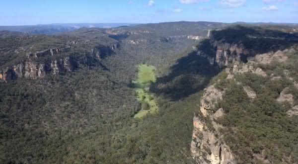 capertee valley canyon entre os maiores canions do mundo