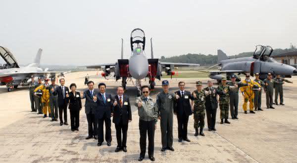 forca aerea coreia do sul entre as maiores forcas aereas do mundo