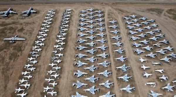 forca aerea estados unidos entre as maiores forcas aereas do mundo