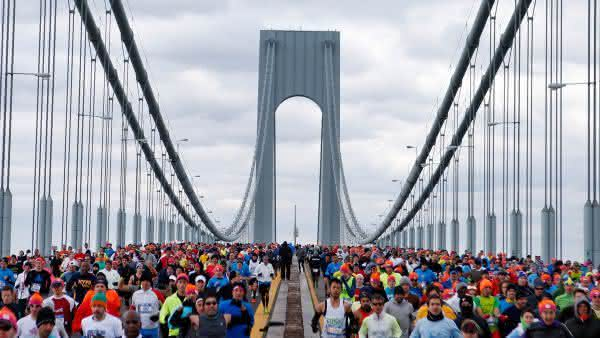 nova iorque entre as maratonas com os melhores premios do mundo