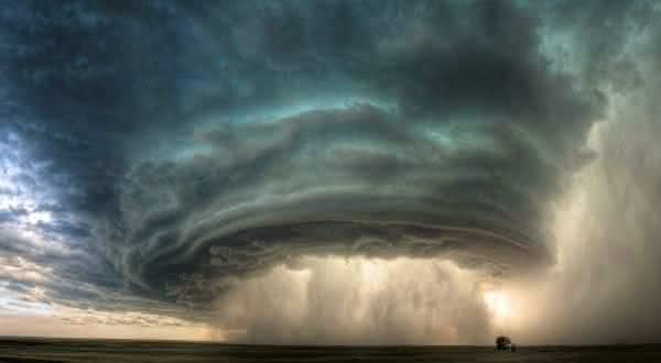 supercelula entre os fenomenos naturais mais incriveis do mundo