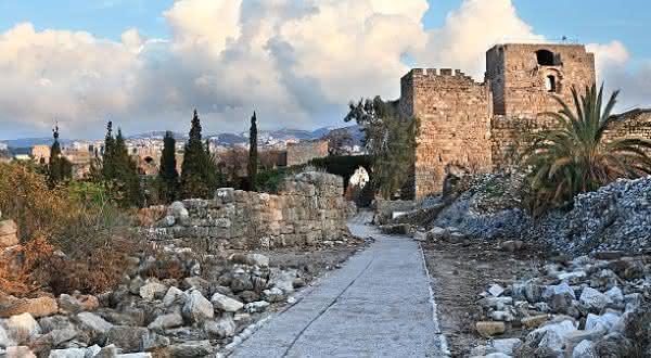 Biblos entre as cidades mais antigas do mundo