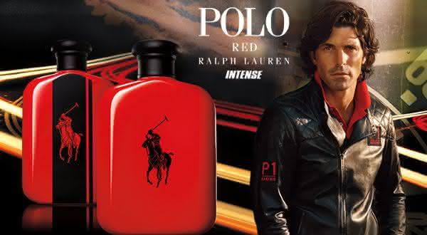 Polo Red Intense Ralph Lauren entre os melhores perfumes importados masculinos
