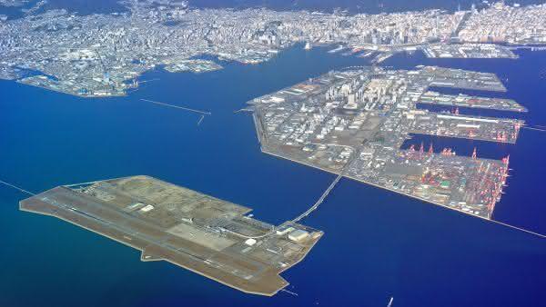 Port Island entre as maiores ilhas artificiais do mundo
