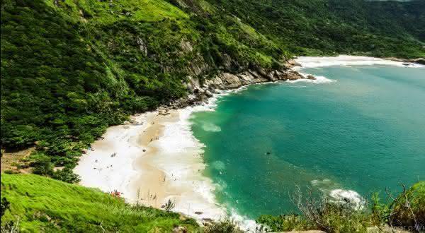 Praia do perigoso entre as melhores praias do rio de janeiro