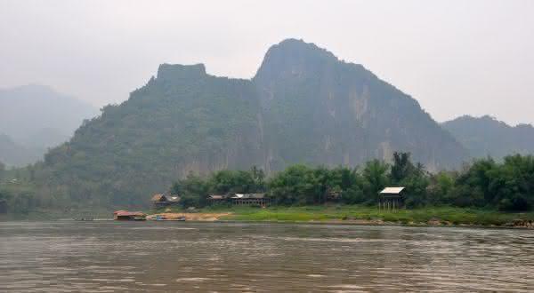 Rio Mekong entre os rios mais profundos do mundo
