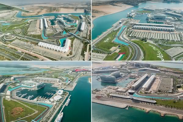 Yas Island entre as maiores ilhas artificiais do mundo