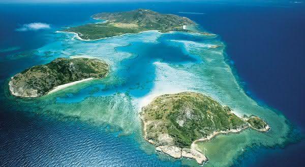 australia entre os paises com mais ilhas do mundo