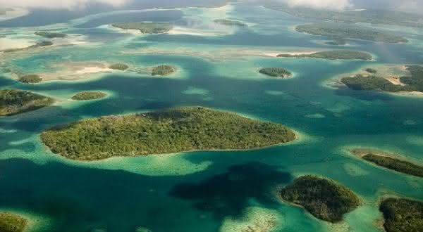 salomao entre os paises com mais ilhas do mundo
