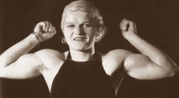 Abbye Stockton entre as mulheres mais fortes do mundo