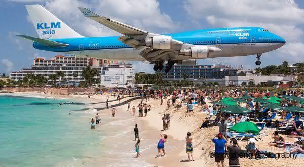 Antilhas Holandesas entre os países mais dependentes do turismo